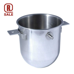 BOWL  10L to Conti planetary mixer Stainless steel