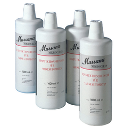 DISINFECTANT CLEANER Mussana Mikroclean for cream whipping machines 4x1L