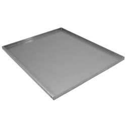 SHELF 600x500mm 1,5mm Stainless steel