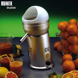 JUICE PRESS SICILIA 1~230VAC 50Hz 0,1kW Stainless steel Incl 2 tools for large & small citrus fruit