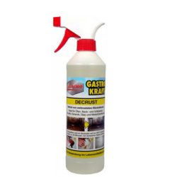 MULTI-CLEANER 0,5L to stainless steel, cast iron and nonstick aluminium