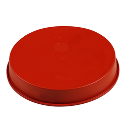 SILICONE BAKING MOULD PAN ROUND ø200x40mm 1,15L