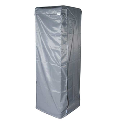 RACK DUST COVER 45x60 46x61 1670mm Beaver nylon Grey Net on top 400x350mm With C4 document pocket Door with Velcro locking {Conforms with: EU 1935/2004, EU 2023/2006}