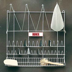PIPING BAG DRYING RACK 500x500mm
