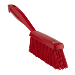 BRUSH 330mm Medium RED Vikan