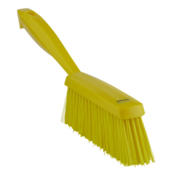 BRUSH 330mm Medium YELLOW Vikan