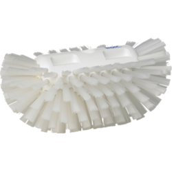 BRUSH 205mm Hard WHITE Vikan TANK BRUSH