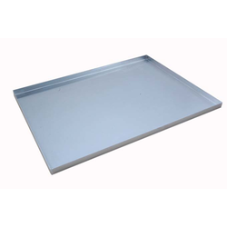 BAKING TRAY SHEET PAN 45x60 450x600x20mm Aluminium 1,4mm