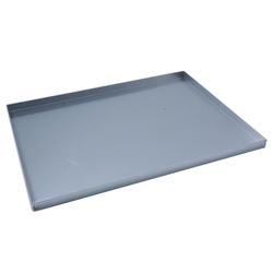 BAKING TRAY SHEET PAN 47x63 470x630x25mm Aluminium 1,4mm