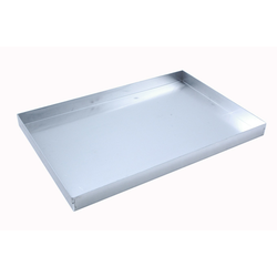 BAKING TRAY SHEET PAN GN1/1 325x530x40mm Aluminium 1,4mm