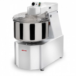 MIXER SPIRAL MIXER  64kg 76L GAM TSVX60 2 speed 1 timer 3~400VAC 50Hz 2,6/3,3kW Liftable head Removable bowl Incl. Castors