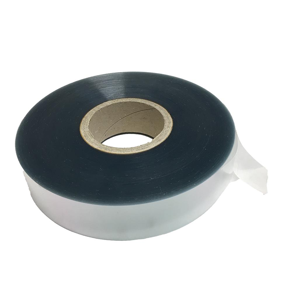 PLASTIC RIBBON 50mm Soft 90µm 305m/roll For mousse-, truffles-, ice cream- & chocolate manufacturing