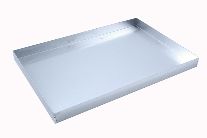 BAKING TRAY SHEET PAN 40x60 400x600x40mm Aluminium 1,4mm